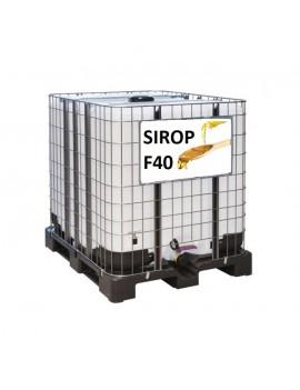 Sirop F40 vrac
