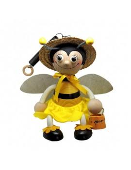 Albina decor fetita