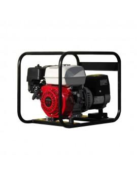 Generator electric cu motor...