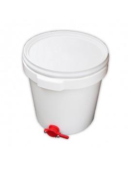 Galeata plastic cu canea 32L