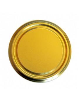 Capac borcan Ø66 - auriu