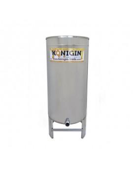 Bazin inox Konigin 1000L -...