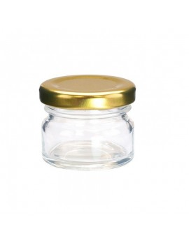 Borcan rotund 30ml