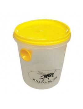 Capcana viespi si furnici