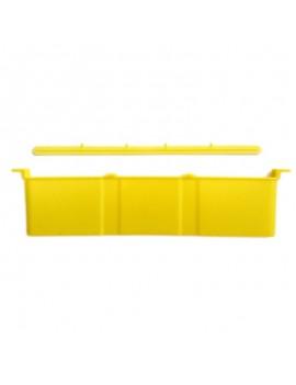 Hranitor plastic cu plutitor