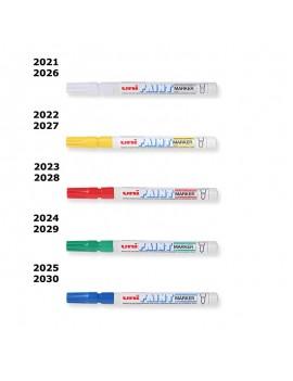 Marker Uni Paint subtire