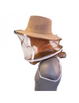 Masca apicola palarie cowboy