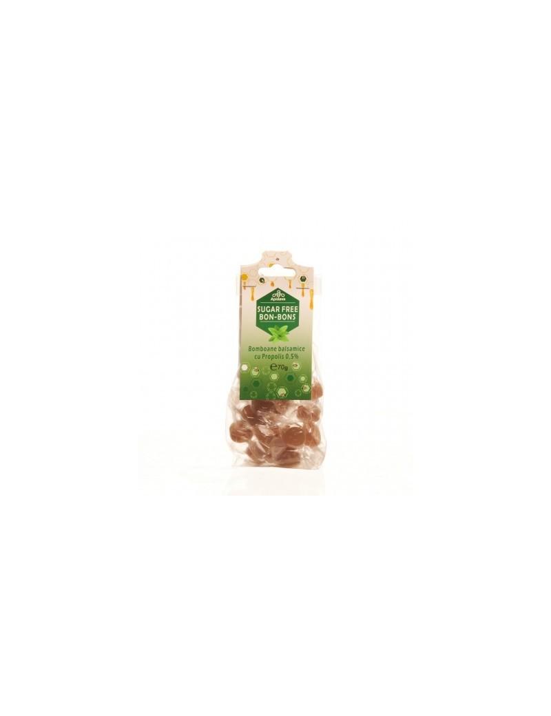 Bomboane balsamice cu Propolis 70g
