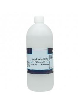 Acid lactic 1L 80%