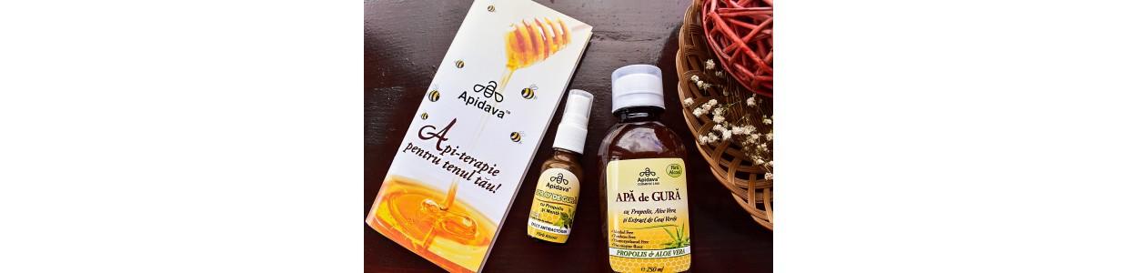 Produse cosmetice cu miere