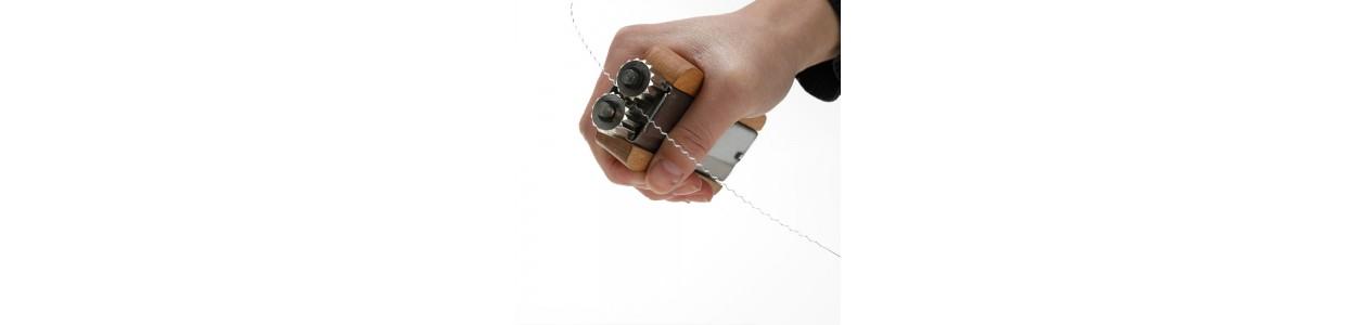 Sarma pentru rame zincata, de inox si accesorii
